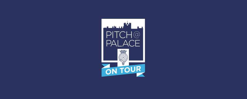 Pitch@Palace and Launch of the Incubator