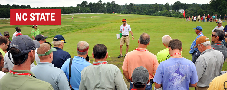 NC State Turfgrass Field Day - www.TurfFiles.ncsu.edu