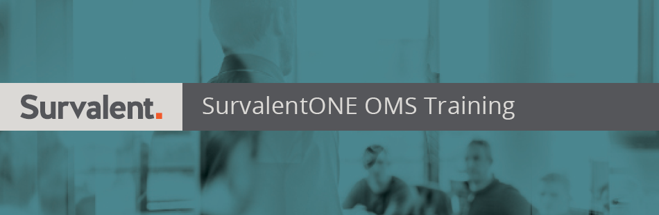 SurvalentONE OMS Training  - Brampton, ON