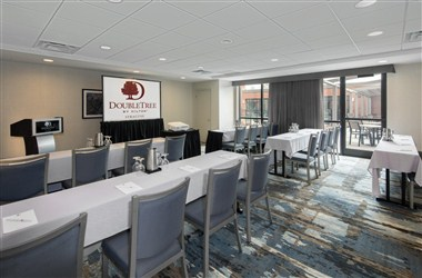 Fully Renovated Conference Room with Patio Access