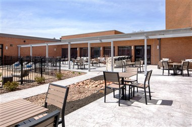 New Outdoor Event Space