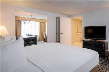 Redesigned and fully renovated suite