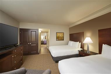 Junior Suite Bedroom