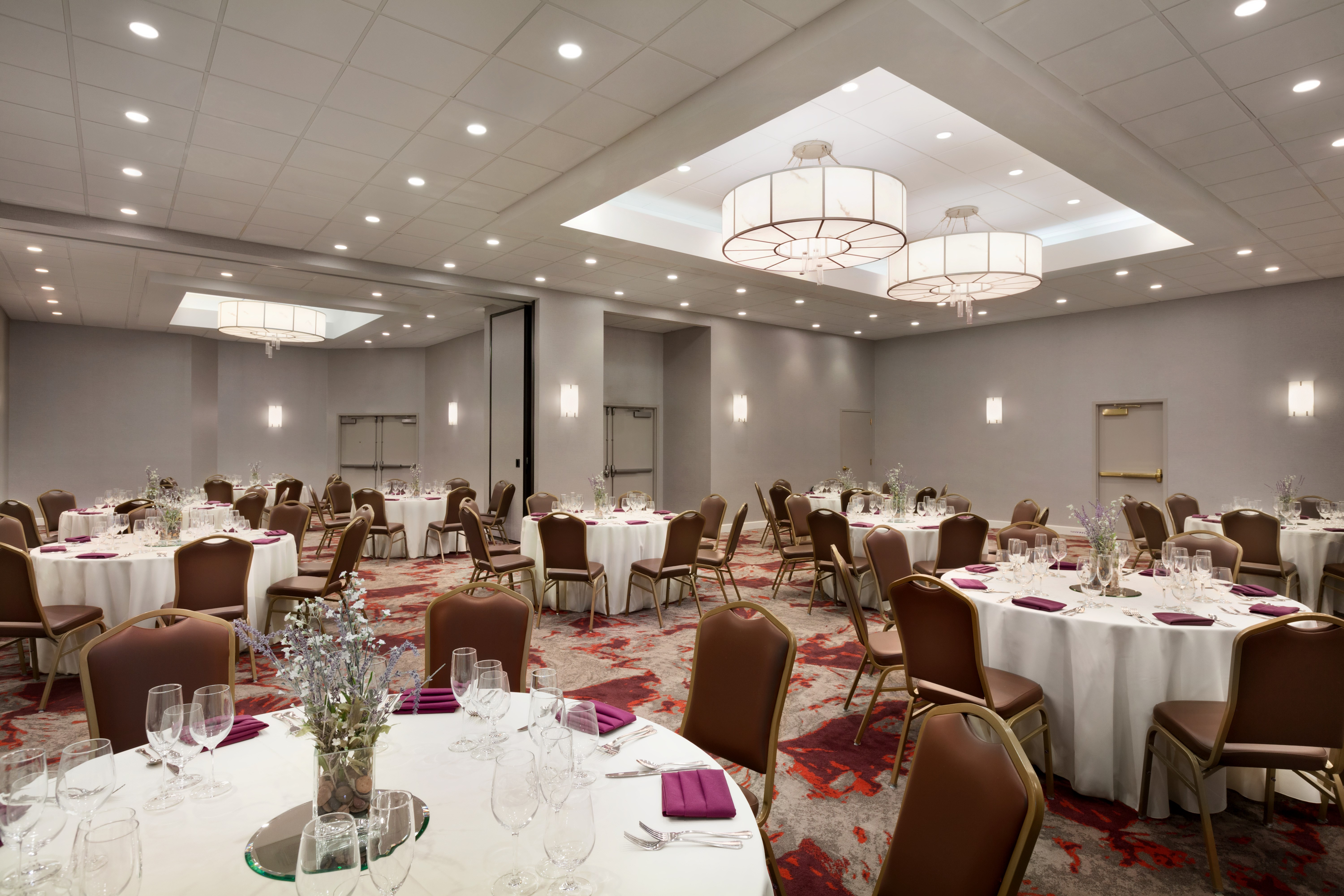 Champagne Banquet Room