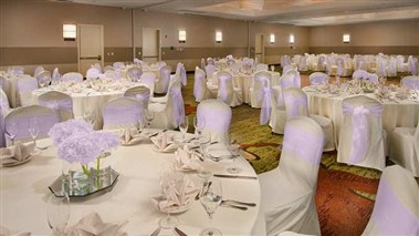 Baywood Ballroom Wedding Reception