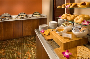 Doubletree Breakfast Buffet