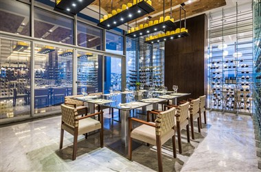 Private Dining at Restaurant