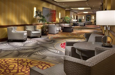DoubleTree by Alsip pre-function space