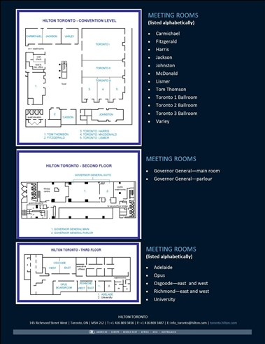 Floor Plans  Page1