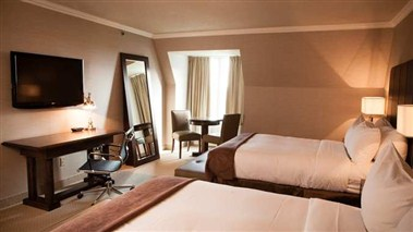 Classic Room - 2 Double Beds