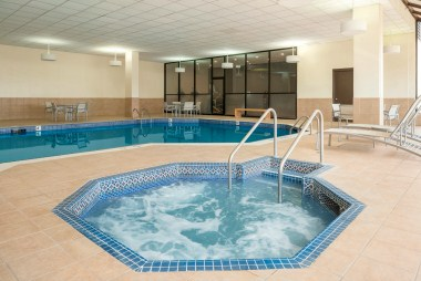 Pool- Exercise Room