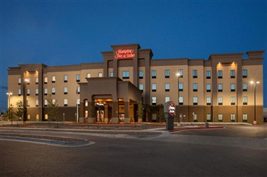 Hampton Inn & Suites Hotel in East El Paso