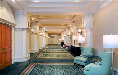 Royal Palm Ballroom Foyer