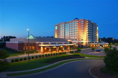 Exterior Embassy Suites Charlotte-Concord