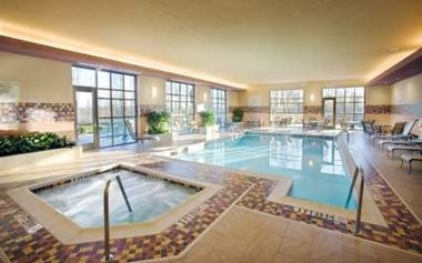 Indoor Pool and Whirpool