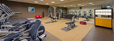 Fitness Center - Newly Renovated in 2013