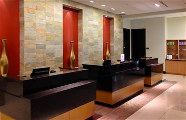Lobby/Registration Area - Newly Renovated in 2013