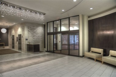 Main Entrance / Lower Lobby S. Tower
