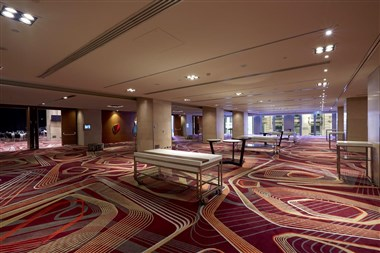Exhibition Space &amp; Booths