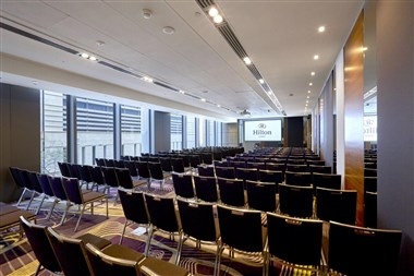 Level 2 Meeting Rooms