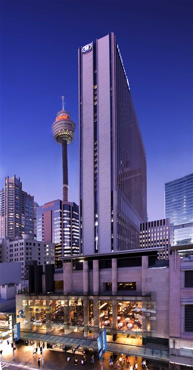 Hilton Sydney Exterior