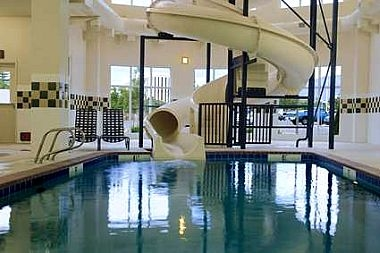 Indoor Pool & Slides