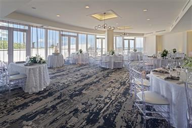 Ocean Point Reception