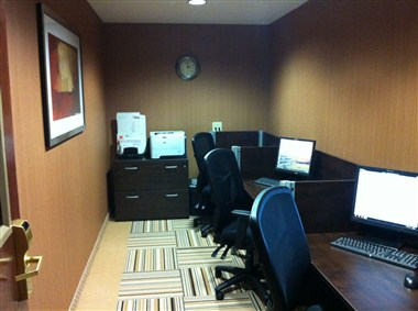 24 Hour Business Center