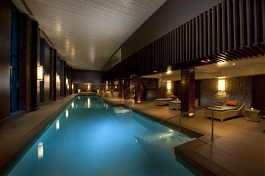 Indoor 25m Heated Lap Pool