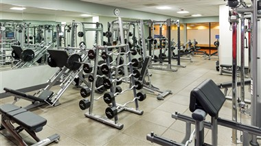 Fitness Center - Cardio & Weights