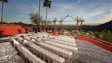Different Pointe of View Wedding Venue