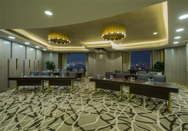 VIP Meeting Rooms