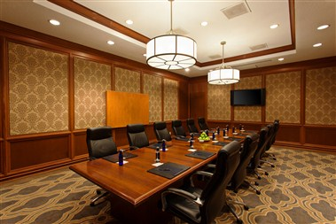 Golden Ash Boardroom