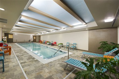 Indoor Jetted Pool