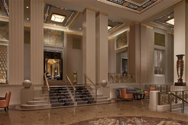 Park Avenue Lobby - Vanderbilt Room Entrance