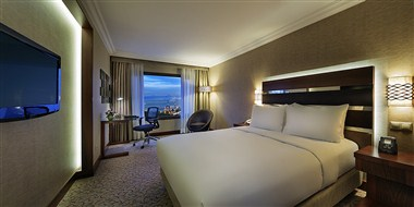 Hilton Double Guestroom Plus
