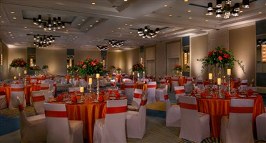 Coral Ballroom - Banquet Set Up
