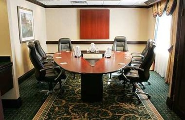 Courtney Boardroom