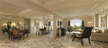 Presidential Suite - overview