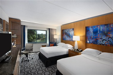 Double Occupancy Guest Room
