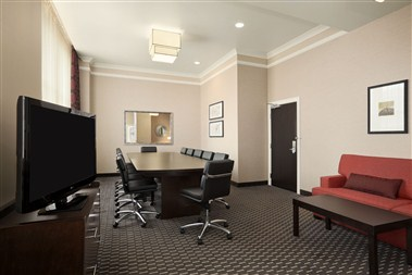 Executive Conference Living Space