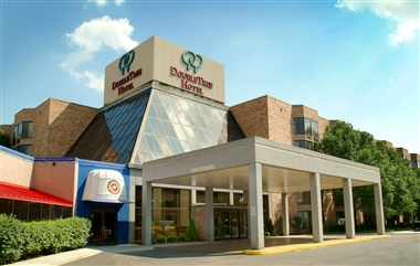 Doubletree Hotel-Johnson City
