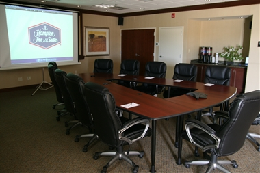 Articulated Executive Boardroom