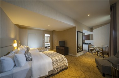 Two Double Beds Suites