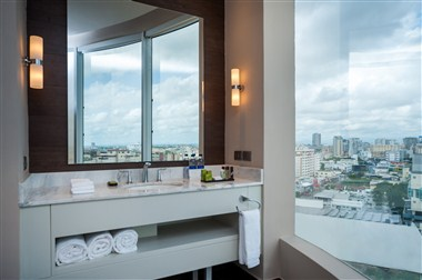 Panoramic Bathroom Suite