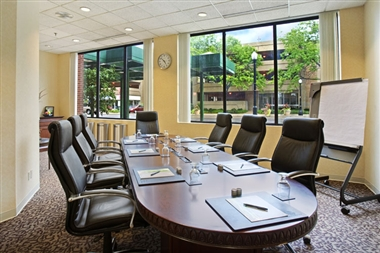 Hilton Meetings Board Room