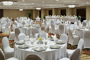 Veranda Ballroom Wedding