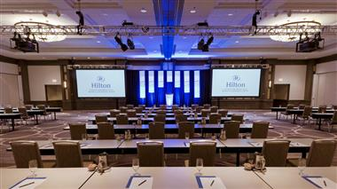 Newly Renovated Grand Ballroom