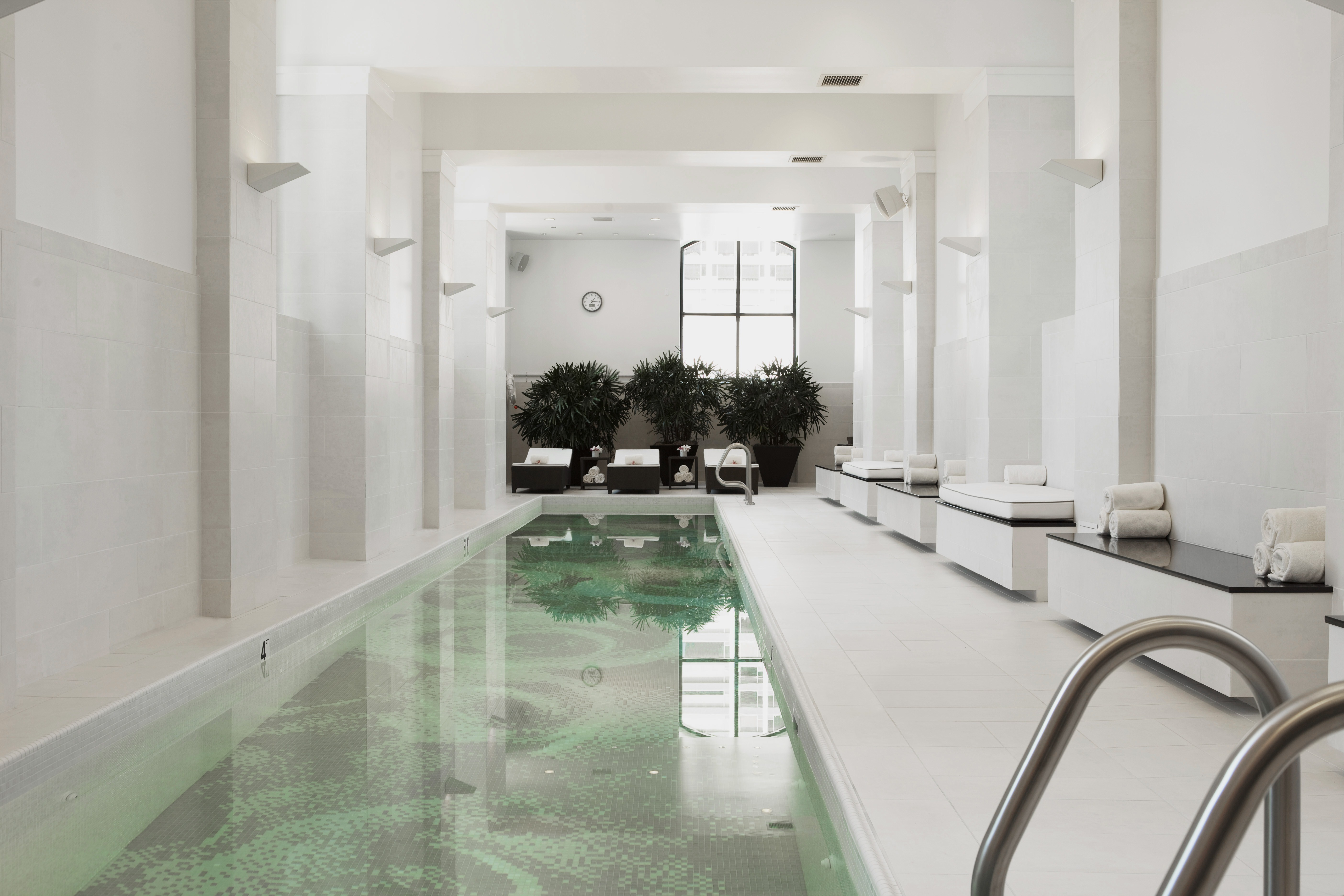 Indoor Pool at the Elysian Spa & Health Club