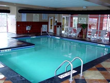 Indoor Heated Pool & Spa